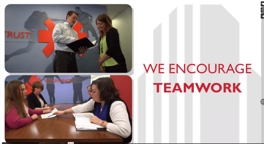 Employee Orientation video